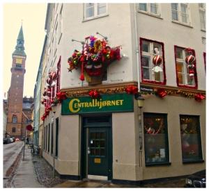 Centralhjørnet Gay Bar - Copenhagen