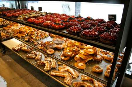 Copenhagen Danish Pastry Display