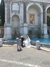 Wedding Photo on Janiculum