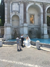 Wedding Photo on Janiculum