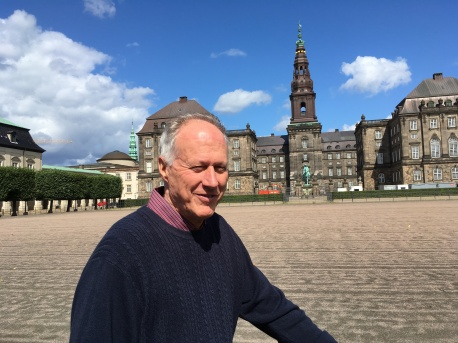 Brian at the Royal Castle