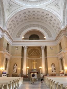 Royal Church - Restored Interior
