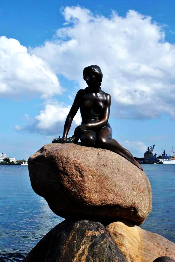 Little Mermaid - Copenhagen Harbor