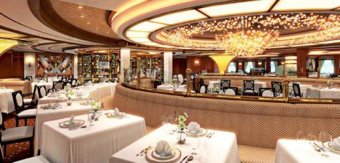 Regal Princess Main Dining Room