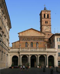 Santa Maria in Trastevere Exterior