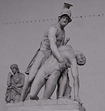 Signoria Statue 1