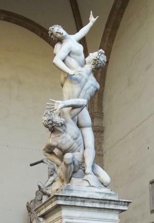Signoria Statue 2