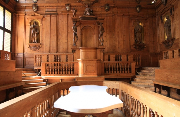Anatomical Theatre - University of Bologna