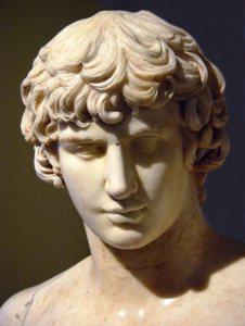 Antinous - Lover of Emperor Hadrian