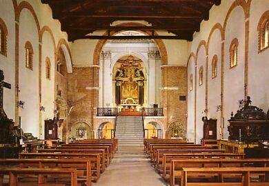 Basilica Santo Stefano - Main Church
