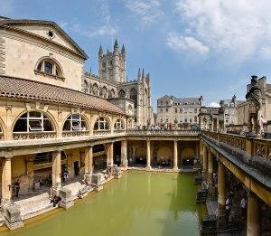 Bath - Roman Bath