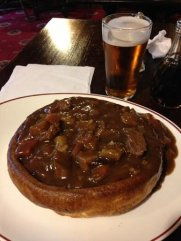 Beef Stew at the Oddfellow Arms