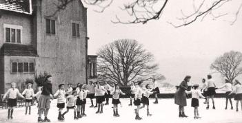 Blackwell School during WWII