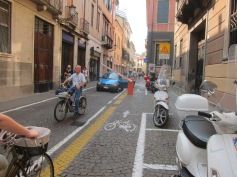 Bologna Bicycle Path