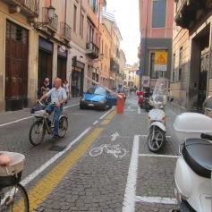 Bologna Bicycle Path