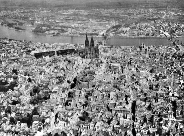 Cologne in 1945