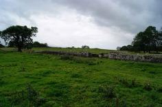 Hadrian's Wall at Birdoswald Roman Fort