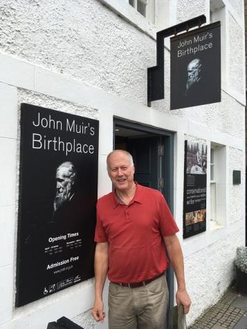 John Muir Birthplace