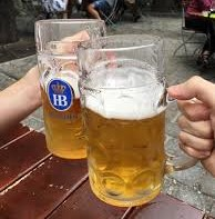 Munich Liter of Beer