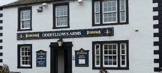 Oddfellows Arms front