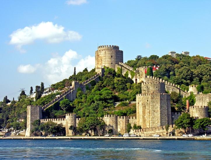 Rumeli Hisari Fortress - Bosphorus