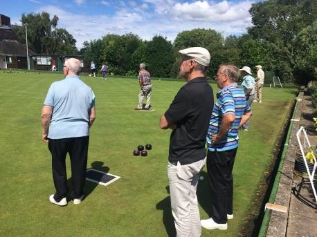 Stratford Lawn Bowling