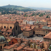 Universit of Bologna - Aerial View