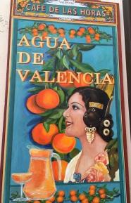 Agua de Valencia Poster