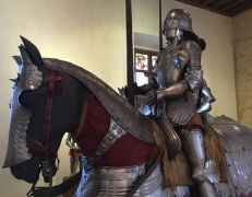 Alcazar Monted Suit of Armor