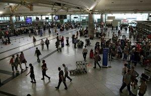 Ataturk Airport International Departures Terminal