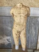 Male Torso - Ancient Agora