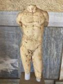 Male Torso - Ancient Agora