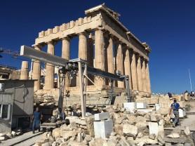 Pantheon construction