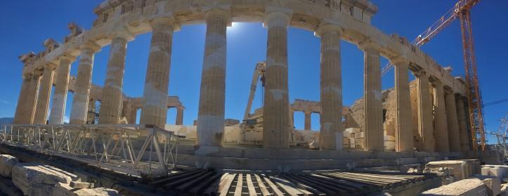 Athens - Parthenon Pano