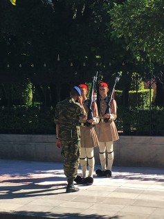 Athens - Presidential Palace Guards