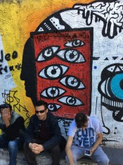 Athens - Street Art 4 - With Locals