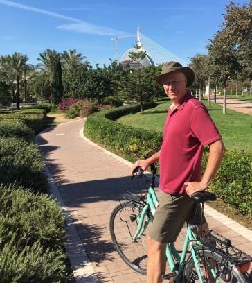 Brian on Bike