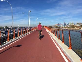 Brian on Bridge