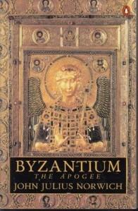 Byzantium - the Apogee - by John Julius Norwich