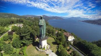 Collosus San Carlos - Aerial View