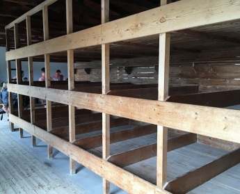 Dachau Bunk Beds