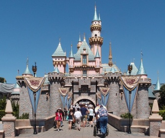 Disney's Sleeping Beauty Castle