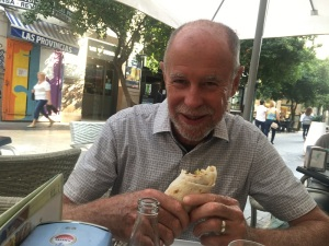 Frank with Doner Roll