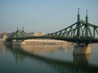 Freedom Bridge - Budapest