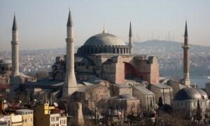 Hagia Sophia - Exterior