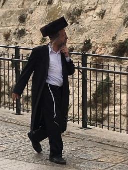 Heading to Jaffa Gate
