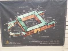 Diagram of the Palace.