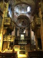 Interior, San Giulio Church