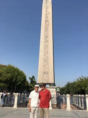 Constantine Obelisk - Roman Hippodrome
