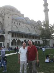 Sulaymaniye Mosque (1550-1557)